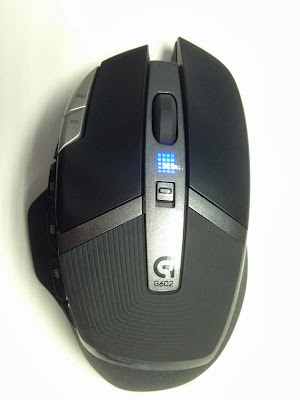 Unboxing & Review: Logitech G602 Wireless Gaming Mouse 14