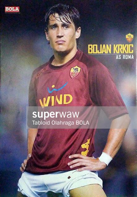 Bojan Krkic AS Roma