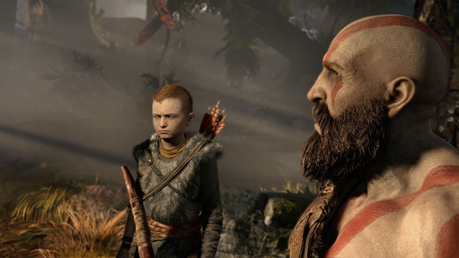 Playstation 4 God Of War Ps4 Hd Wallpapers Hd Wallpaper Jos