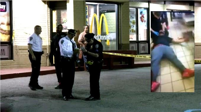 Acusan un dominicano por herir mujer y dos hombres frente a restaurante McDonald´s en El Bronx