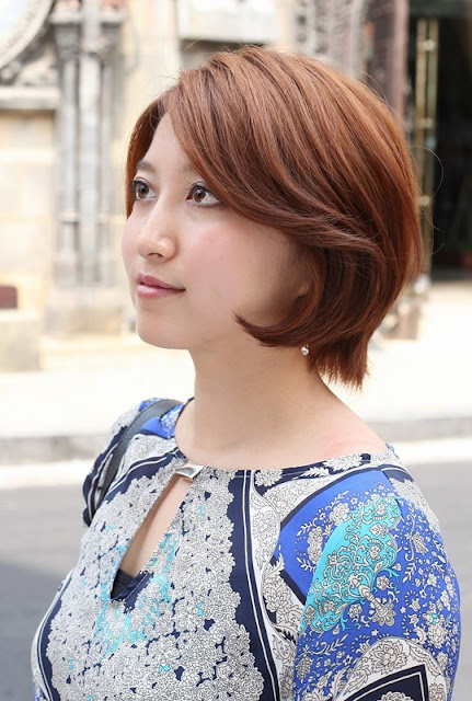 Short Asian Hairstyles December 2011