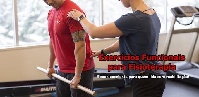 Ebook Exercícios Funcionais para Fisioterapia