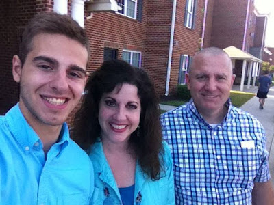 Family Weekend at Liberty University