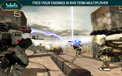 Download Walking War Robots apk