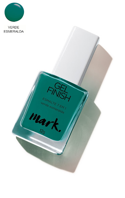 Esmalte Mark Gel Finish