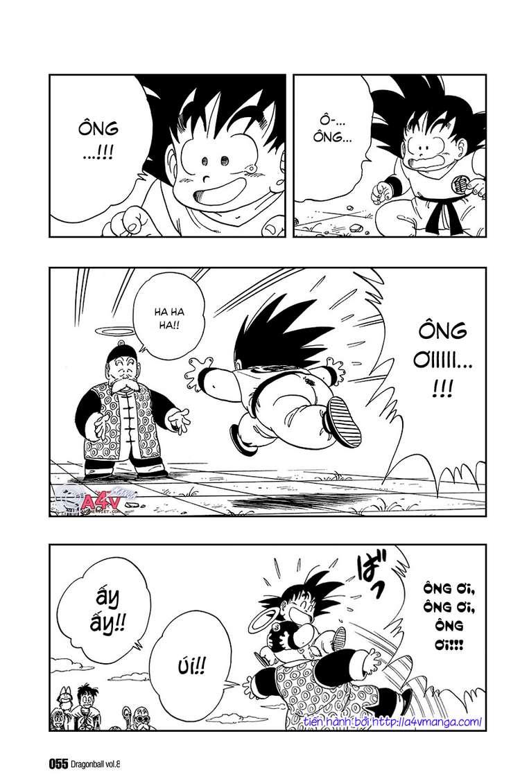 Dragon Ball chap 108 trang 6
