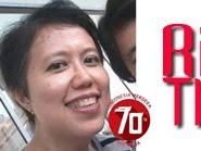 Ria Tumimomor : Blogger Co Founder Kampung Fiksi