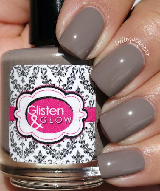 Glisten & Glow Frosty Camel