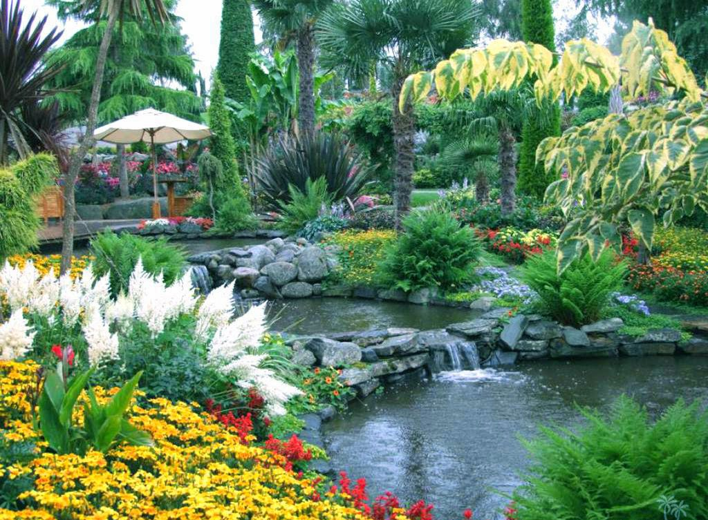 nature things garden quotes natural beauty exotic ever flower wallpapers place recreational forests realize those don