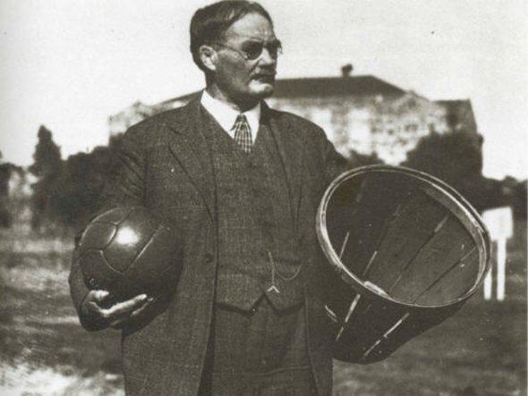 El padre del Baloncesto
