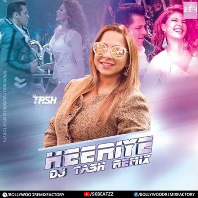 Heeriye (Remix) - DJ Tash