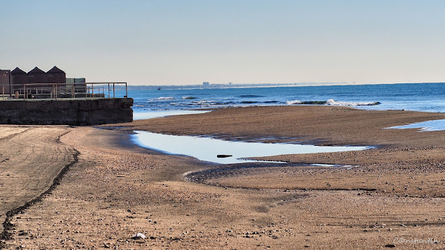 Lido di Ostia - Plaja pustie (1) - blog FOTO-IDEEA