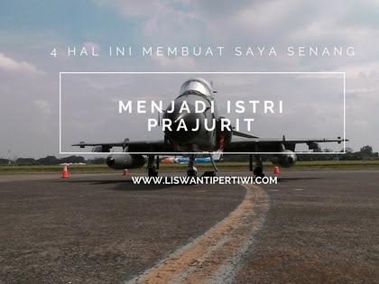 4 Hal Ini Membuat Saya Senang Menjadi Istri Prajurit TNI