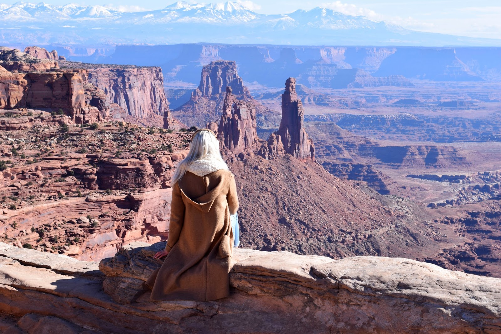 canyonland, utah, national park, hike, german blondy