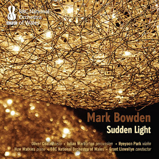 Mark Bowden - Sudden Light - NMC