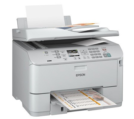 Download Driver Epson Workforce Pro WP-4595DNF