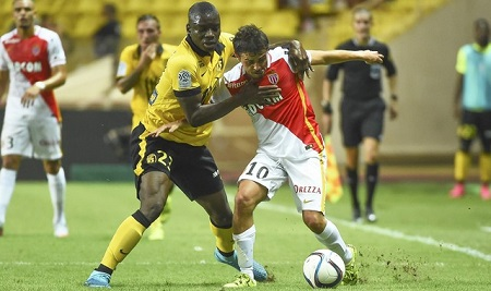 Assistir Lille x Monaco ao vivo grátis em HD 22/09/2017