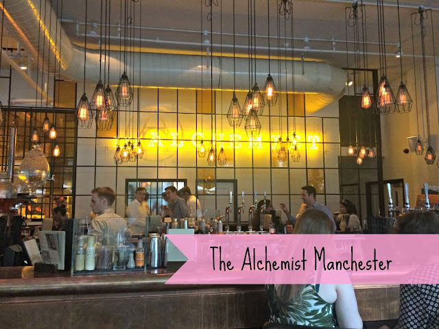 The Alchemist Manchester Review
