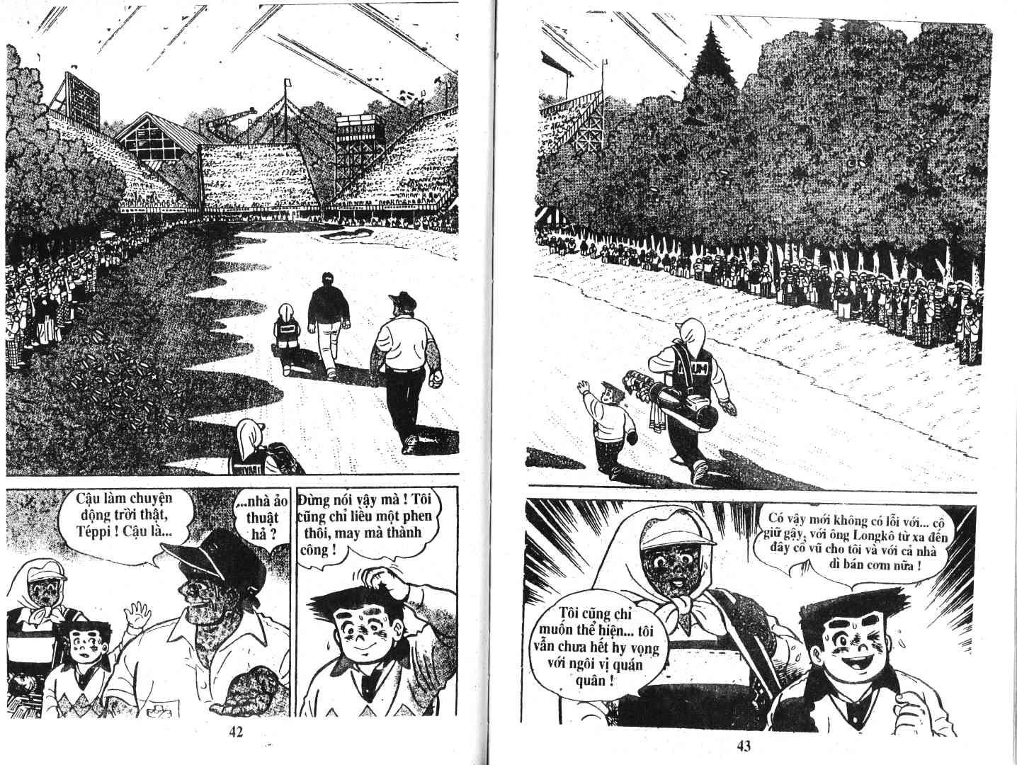 Ashita Tenki ni Naare chapter 48 trang 20