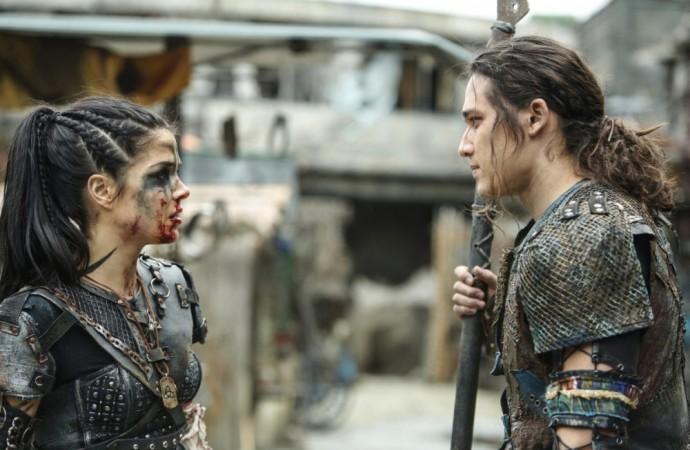 Ilian y Octavia se despiden