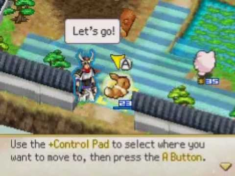 Pokemon Conquest Screenshot-3
