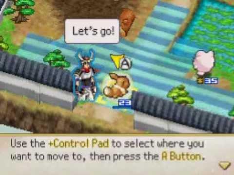 Pokemon Conquest Screenshot-3