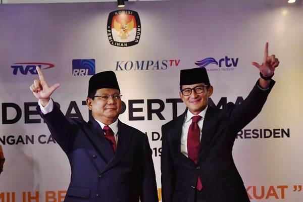Lembaga Survei Indonesia : Prabowo Unggul di Pemilih yang Ingin Indonesia Seperti Timur Tengah dan Arab