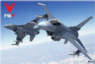 Τα F-16 viper και η πλήρης εικόνα της Τουρκικής απειλής