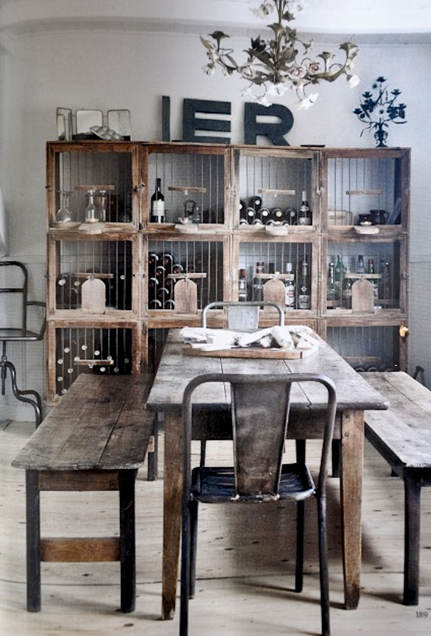 vintage industrial room simple everyday industrial chic 822