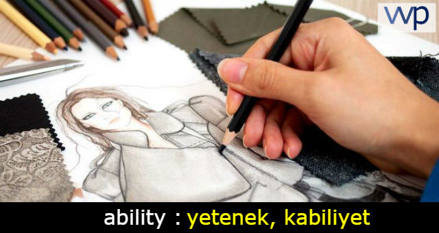 ability ne demek