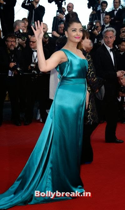 Aishwarya Rai Bachchan, Which Bollywood Actress Wear the Worst Outfit in Year 2013?