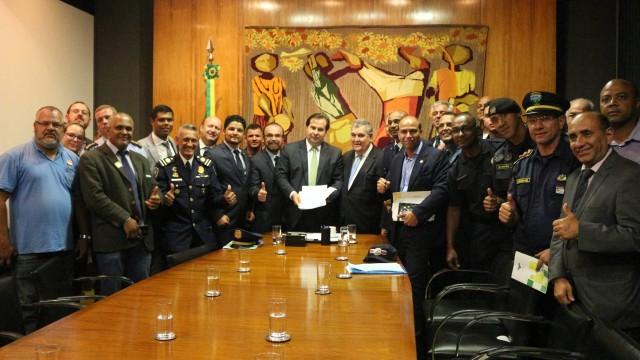 Aposentadoria especial para Guardas Civis será votada na Reforma da Previdência