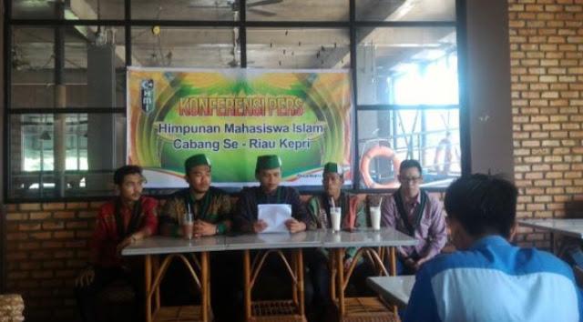 Ini Penyebab Ketua Badko HMI Riau Kepri Diturunkan