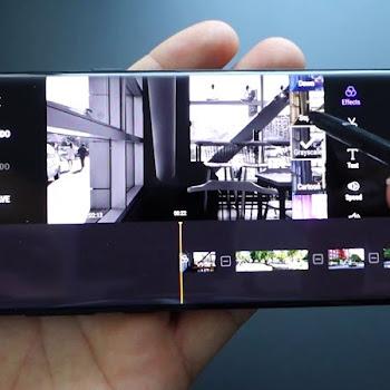 سامسونج ستزيل تطبيق Movie Maker لتحرير الفيديو عند توفر أندرويد P