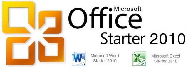 Restore microsoft word starter 2010.