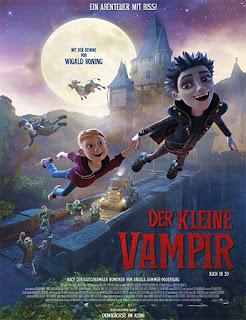 Der kleine Vampir (El pequeño vampiro) (2017)