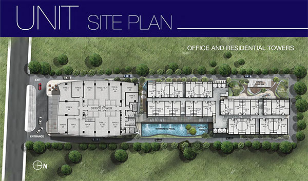 The Gateway @ Cambodia Siteplan