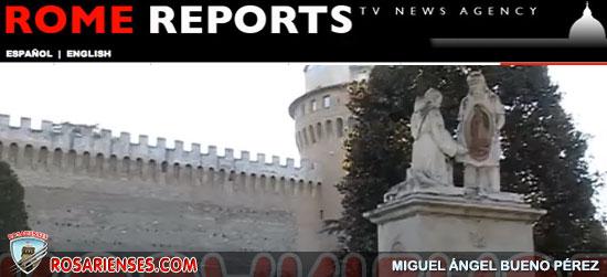 Congreso sobre Iglesia en América reza rosario en los Jardines Vaticanos | Rosarienses, Villa del Rosario