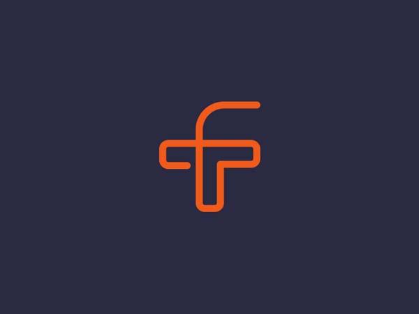 Inspirasi Desain Logo Monoline 2017 - FT Monoline Logo