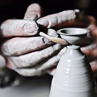 Ceramica hecha a mano
