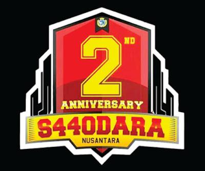 Sticker S44ODARA