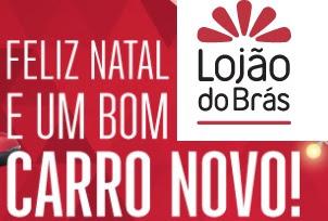 Promoção Lojão do Brás Natal 2017 Carros Zero Km 20 Vales Compras