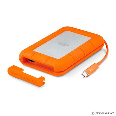 Hardisk Eksternal LaCie Rugged Thunderbolt