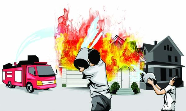 Kebakaran di Sindoro-Sumbing, Habiskan 1.122 Hektar Hutan