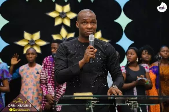 Apostle Joshua Selman – The Secret Place [HOTR, JOS]