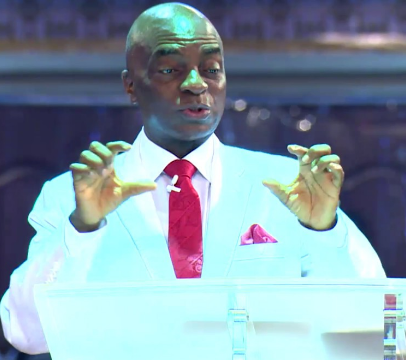 sunday inspiration with oyedepo