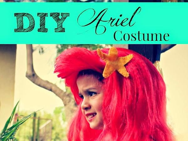 DIY Ariel Costume