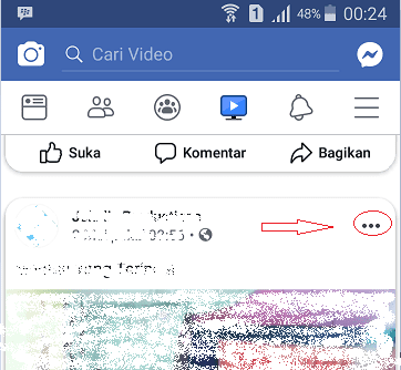 Cara Download Video Dari Facebook Di Android