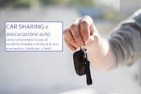 car sharing e assicurazioni auto: tutele per i clienti
