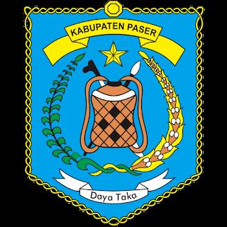 Logo Kabupaten Paser Vector